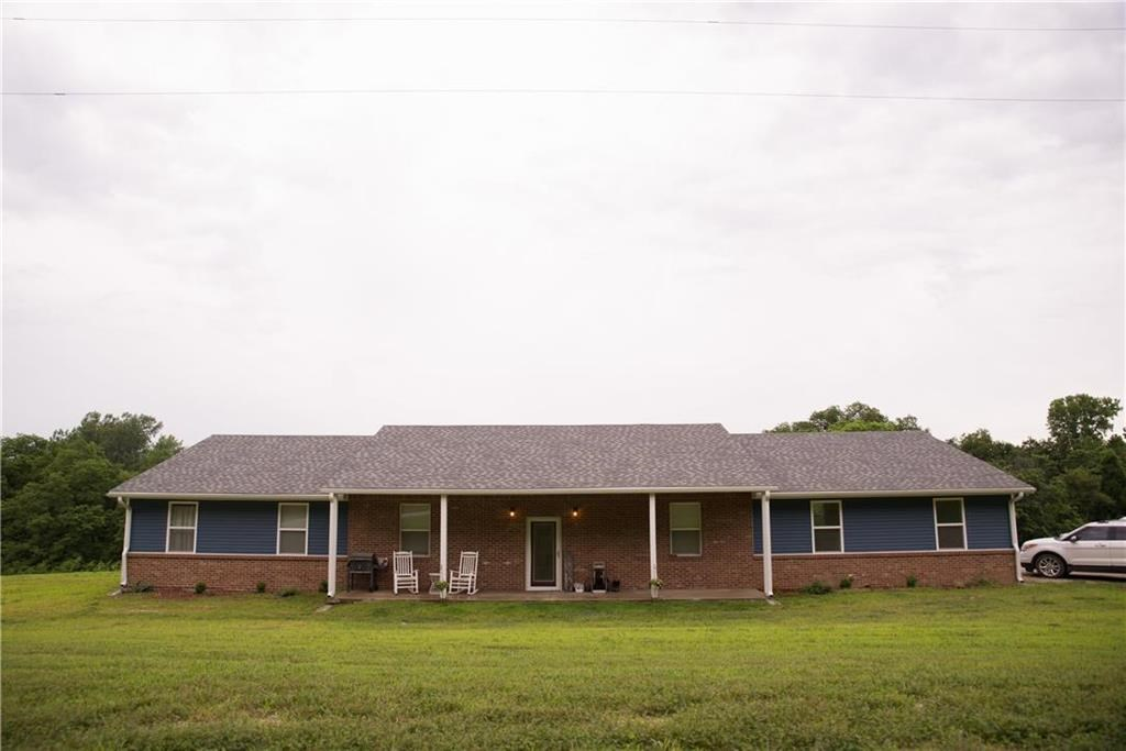 Newly Built 4 Bedroom Home on 3 Acres!