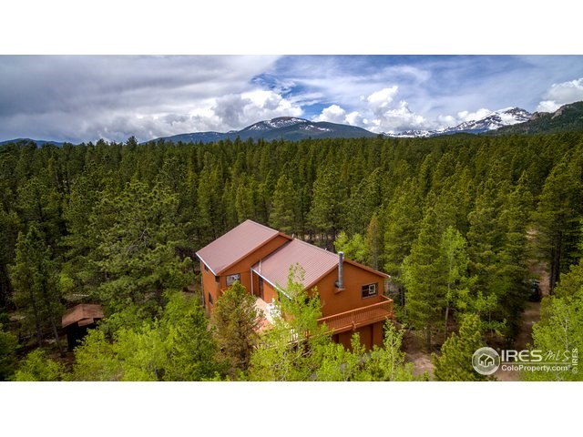 Mountain Riverfront  Homes For Sale Colorado Allenspark