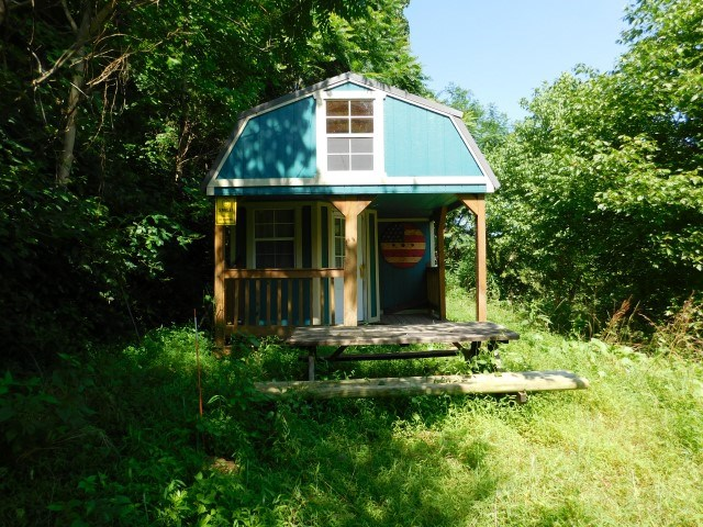 Land for Sale with Cabin - Levels, WV
