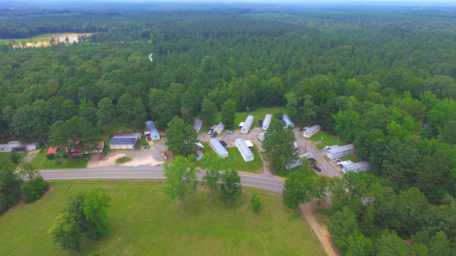 Mobile Home Park for sale, Arkadelphia, Arkansas