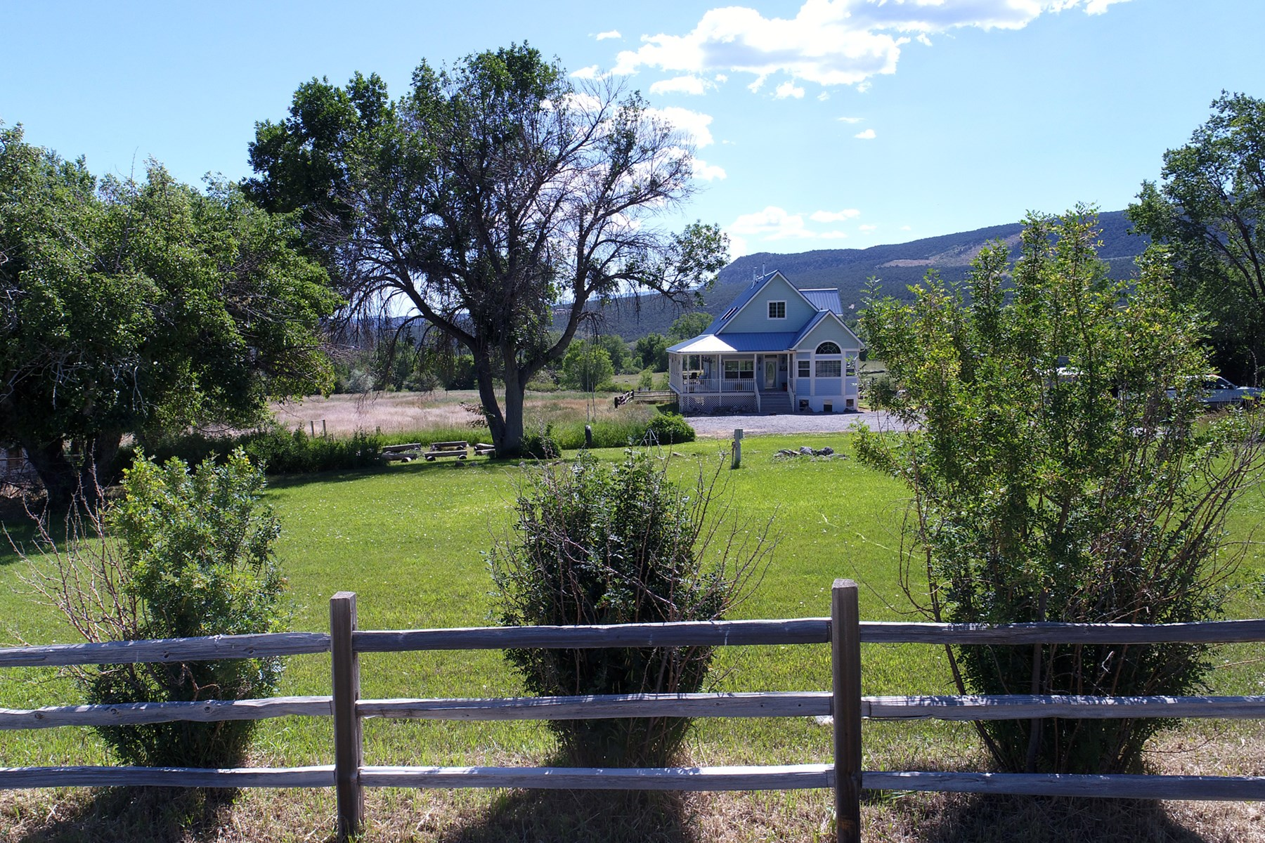 Home with Irrigated Acreage, Corral, and Pasture For Sale in