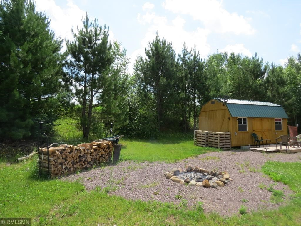 Wooded Acreage For Sale in Recreational Area near Nemadji