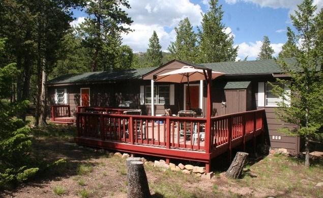 Northern Colorado Mountain Cabin