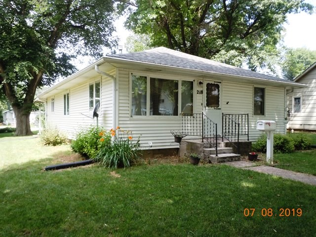 TWO BDRM HOME IN LOGAN IOWA FOR SALE