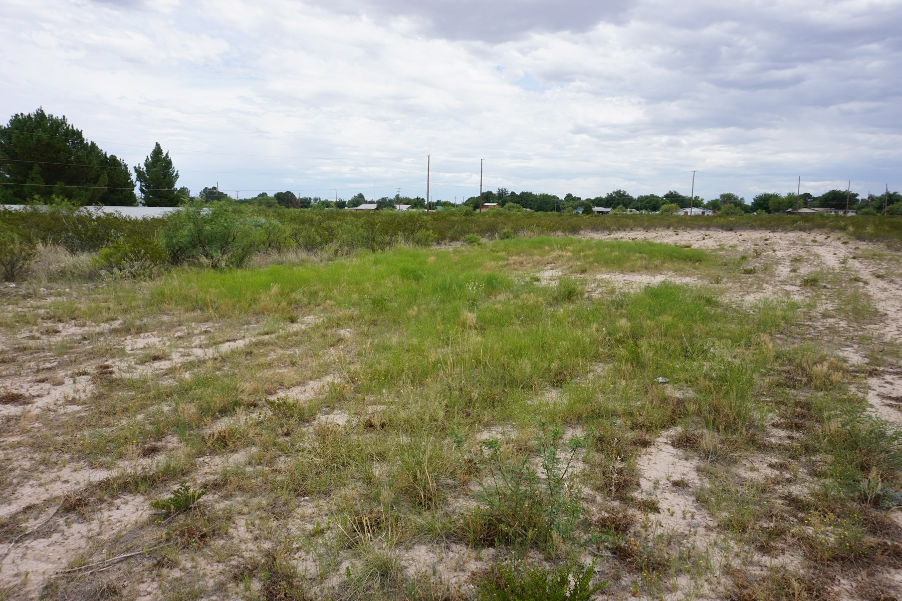 CITY LIMITS OF FORT STOCKTON, TEXAS - LOT FOR SALE!