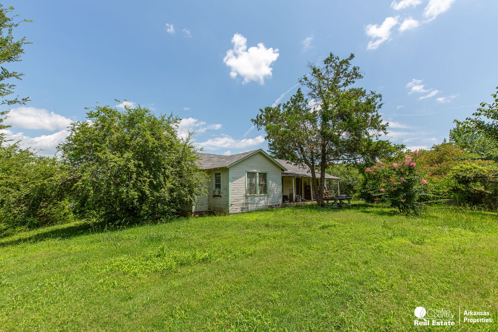 Old Farm for Sale in Arkansas