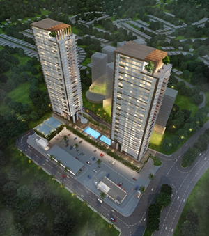 APARTMENT FOR SALE IN GREEN WOODS TOWERS PANAMA 7-E