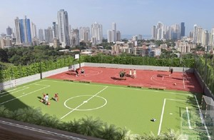 APARTMENT FOR SALE IN GREEN WOODS TOWERS PANAMA 21-C