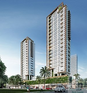 APARTMENT FOR SALE IN GREEN WOODS TOWERS PANAMA 40-D NORTH