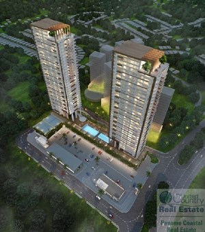 APARTMENT FOR SALE IN GREEN WOODS TOWERS PANAMA 7-B SOUTH