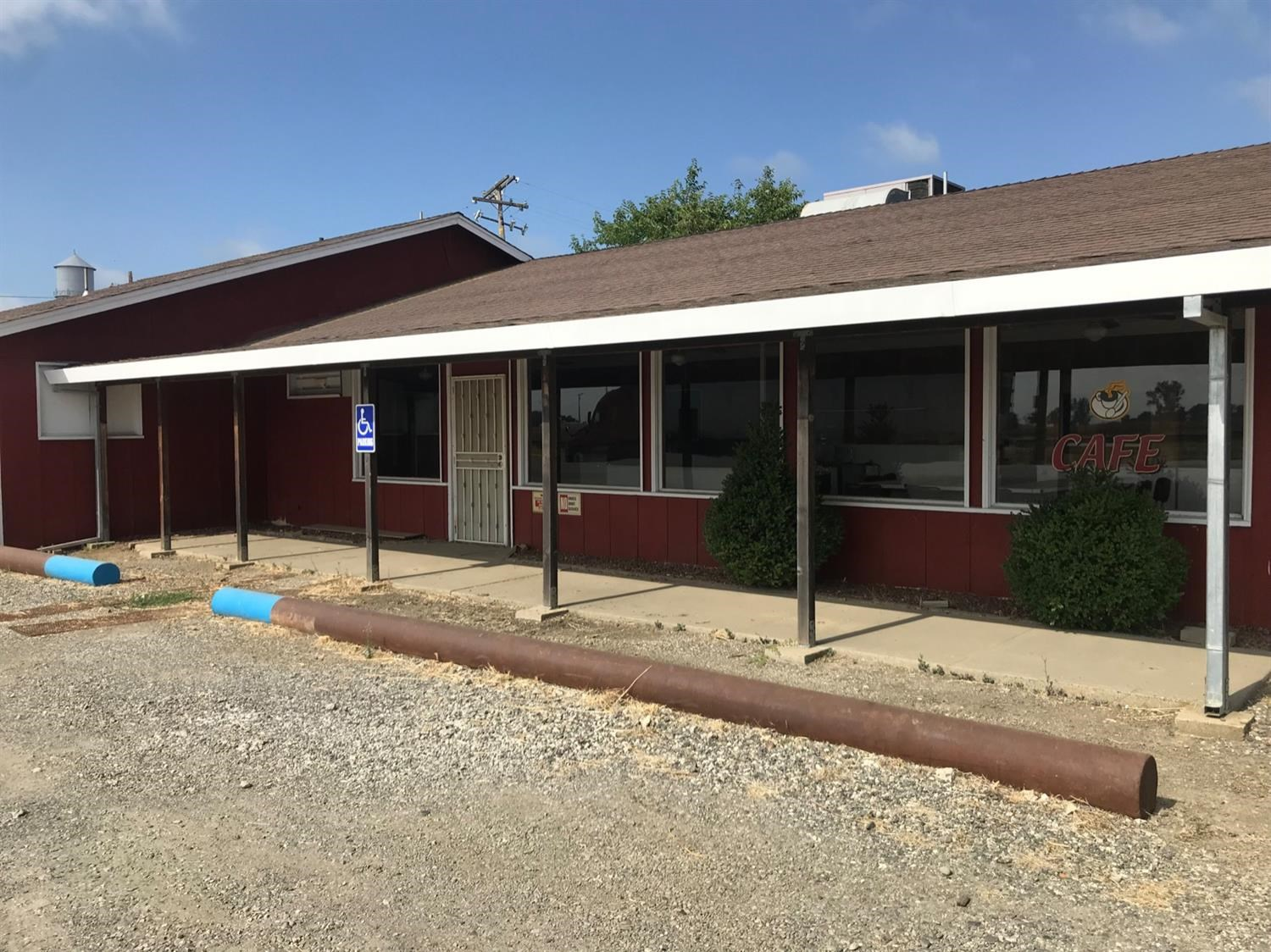Historic Northern California Cafe For Sale
