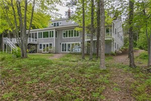 COASTAL HOME FOR SALE IN BROOKLIN, MAINE