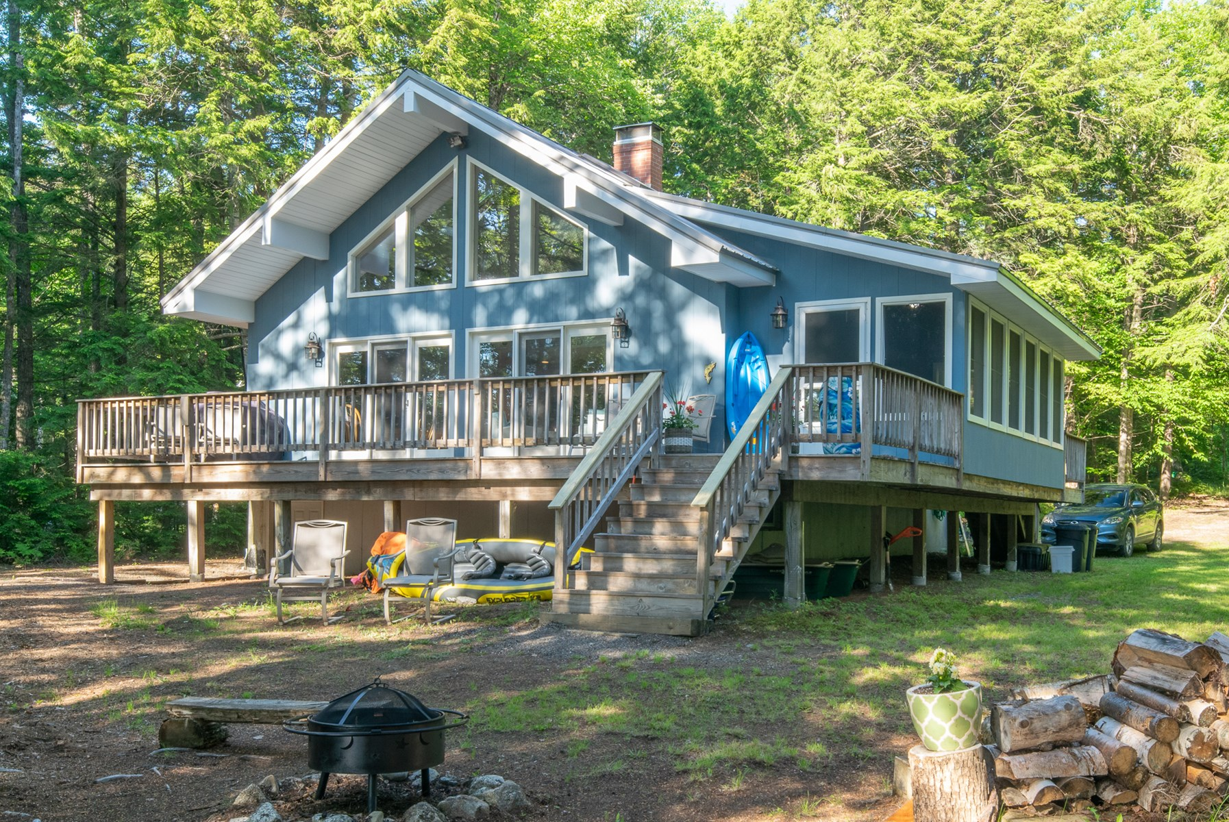 Maine Summer Get-Away Property For Sale