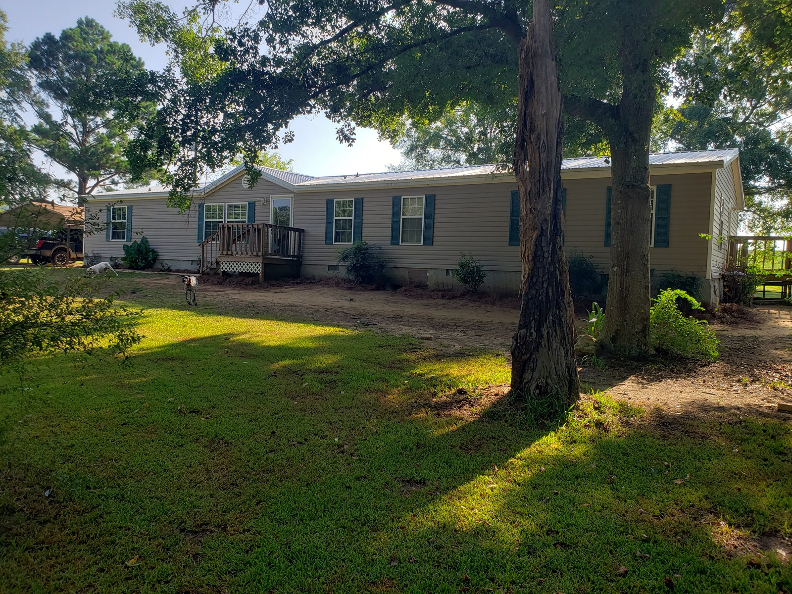 4B/2B HOME FOR SALE ON 2.87 ACRES, HARTFORD, ALABAMA