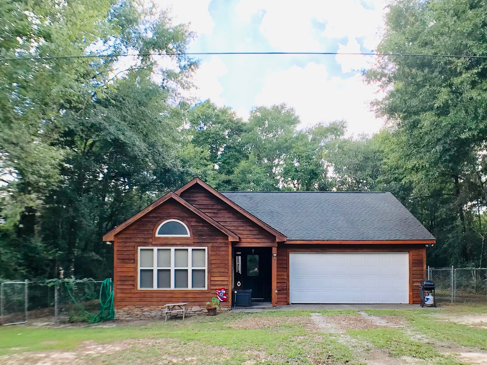 2B/2B COUNTRY HOME ON 8 ACRES FOR SALE IN GENEVA, ALABAMA