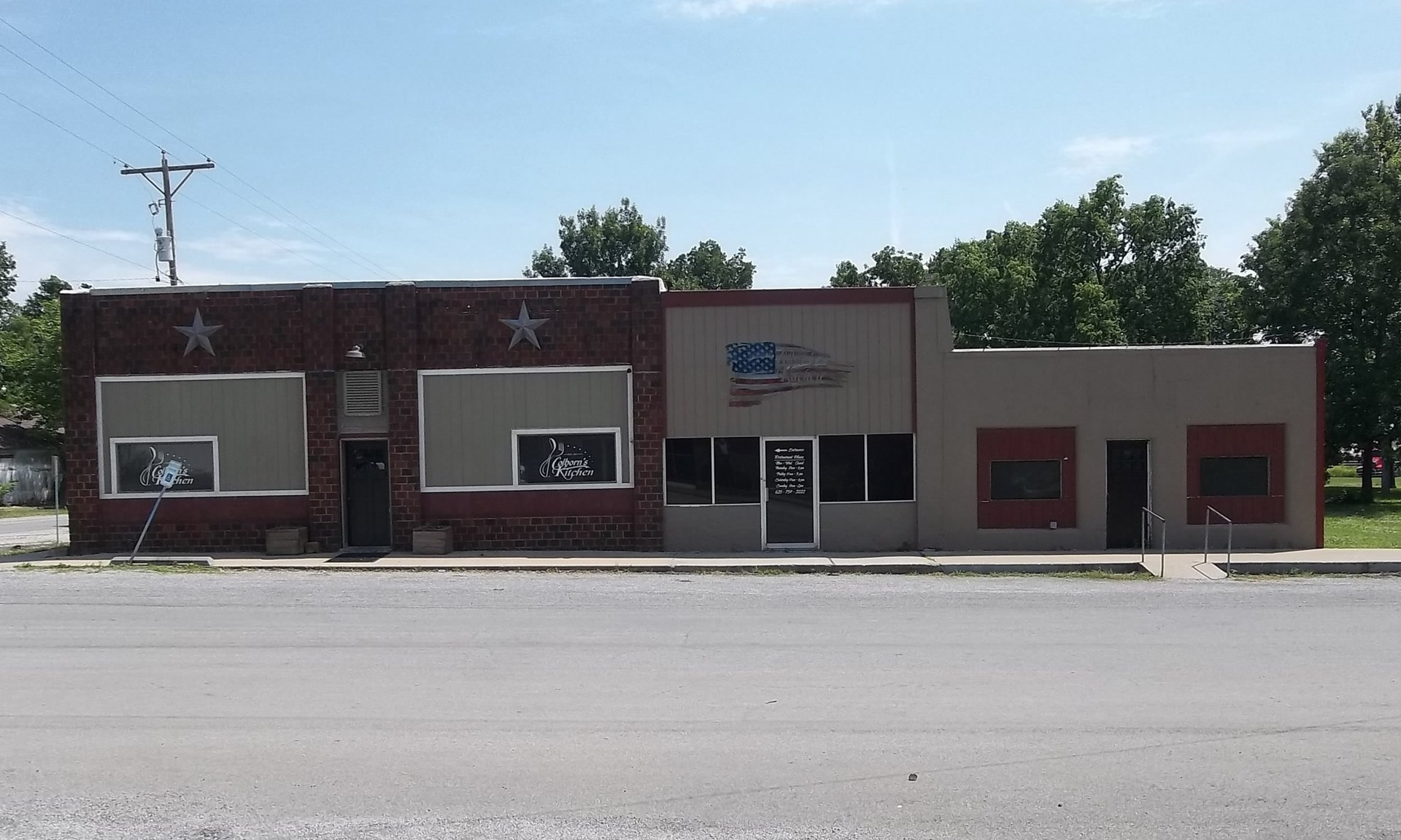 Former Restaurant for Sale in Neosho County,  Kansas