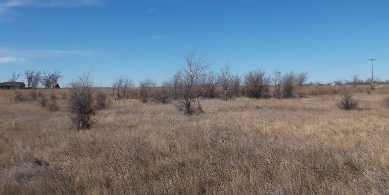 151 acres m/l of Meade County Kansas CRP and native grass la