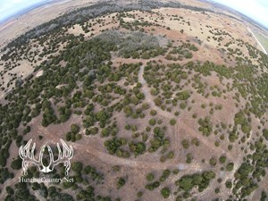 80 ACRES M/L. WOODWARD COUNTY OKLAHOMA HUNTING LAND FOR SALE