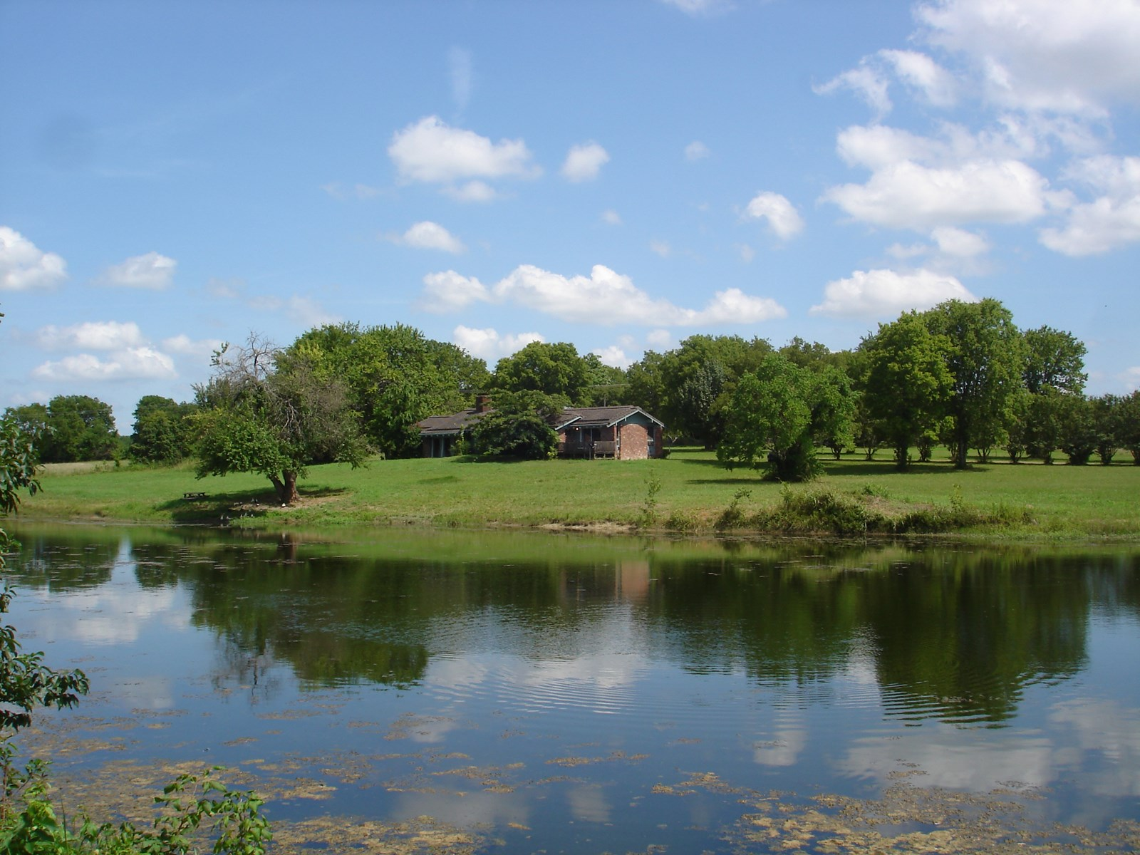Country Lakefront Home Property For Sale Clarksville Texas