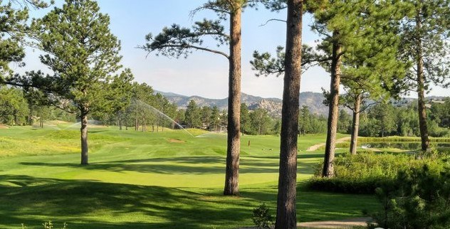 Lot for sale in northern Colorado golf community
