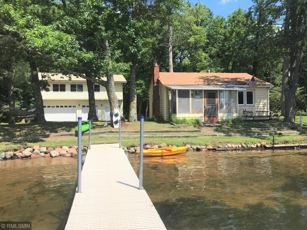 Lakeside Cabins For Sale on Sturgeon Lake, Minnesota Lake
