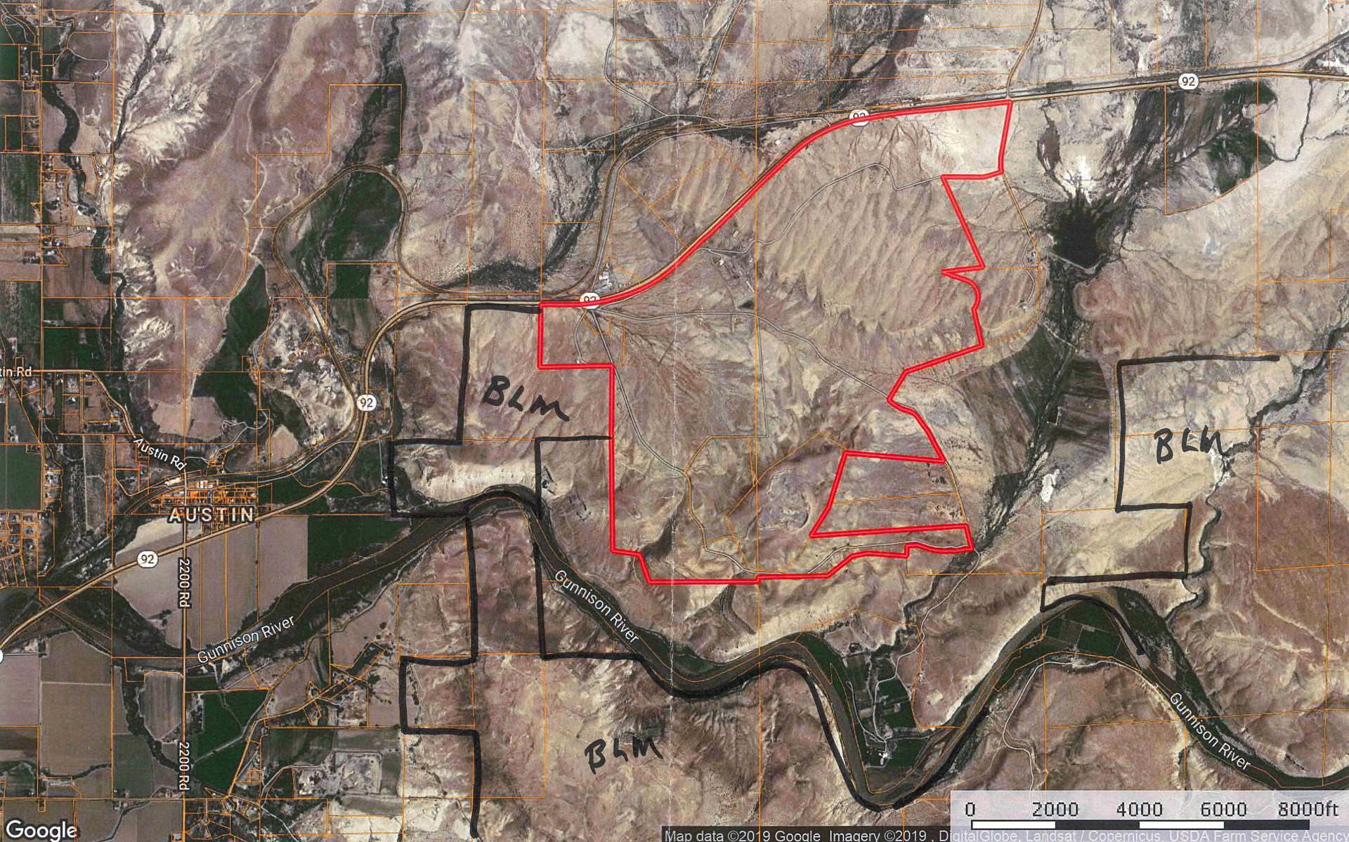 Colorado Development Land with Own Water Treatment Plant