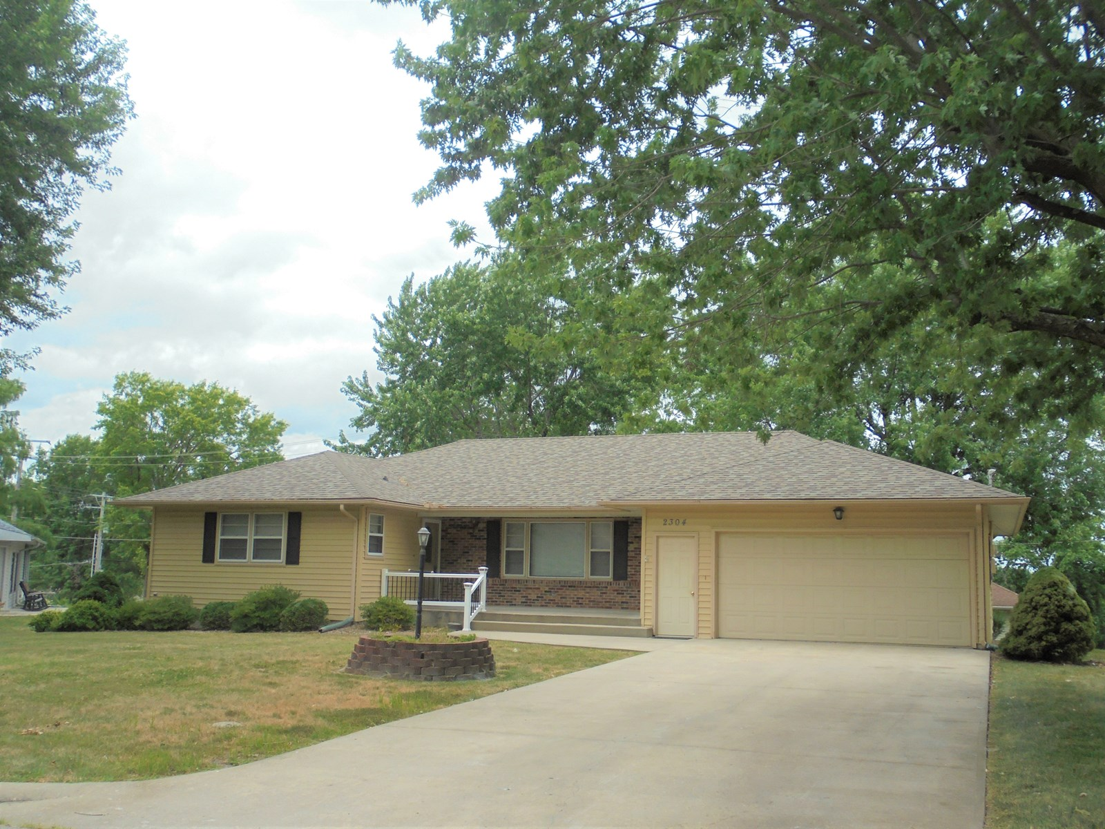 Location! Location! Ranch Home Close to Park & YMCA
