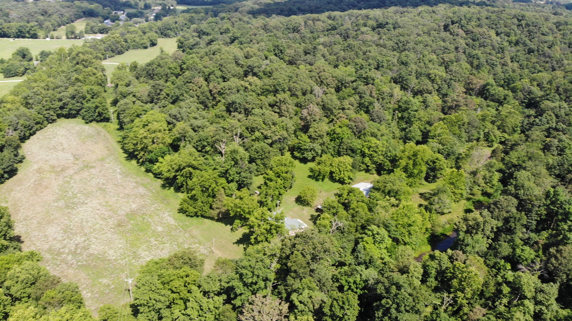 For Sale: Country Home with 43 acres in Bollinger County, MO