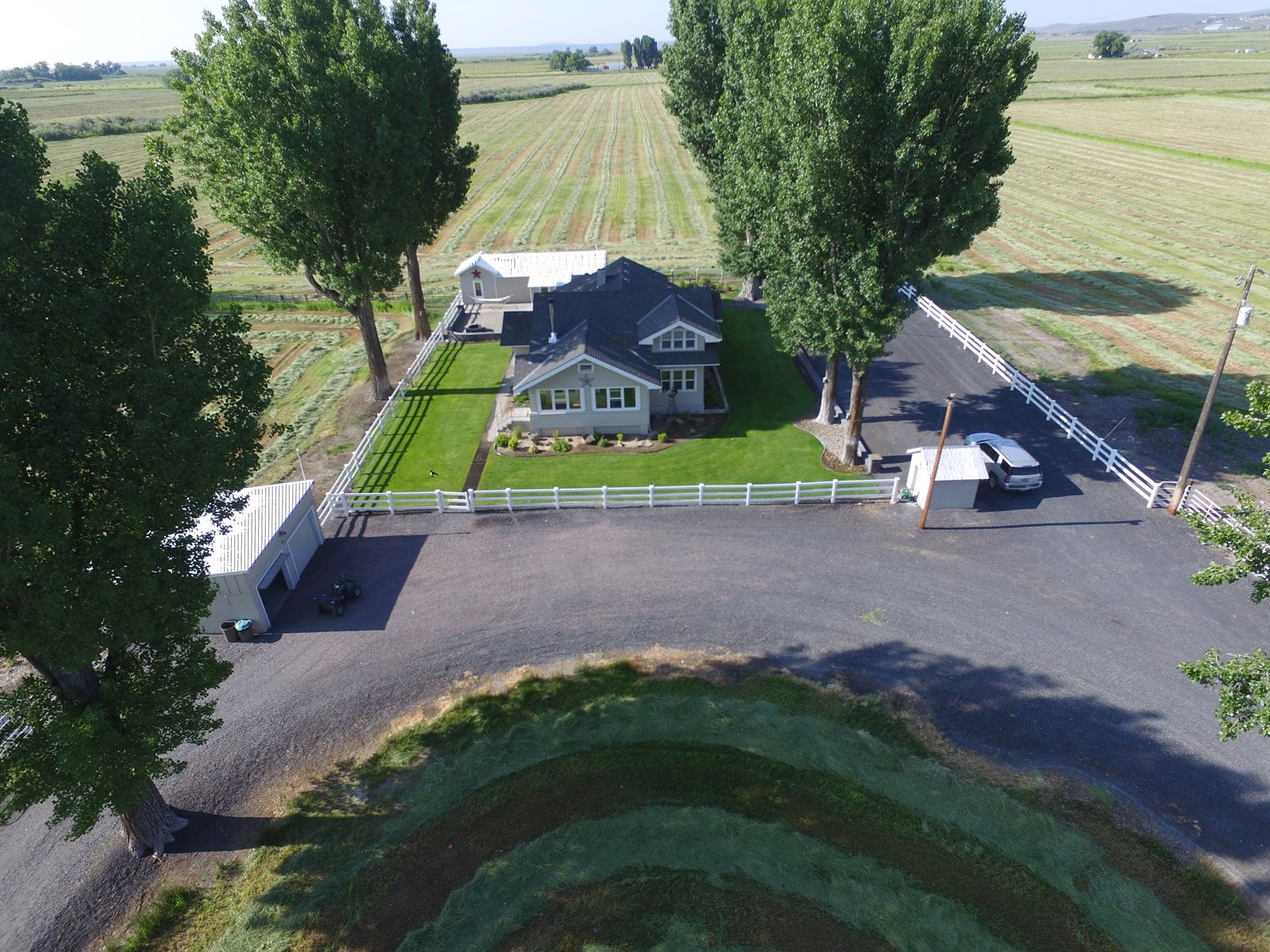 PETE CLEMENS RANCH IN BURNS OR FOR SALE