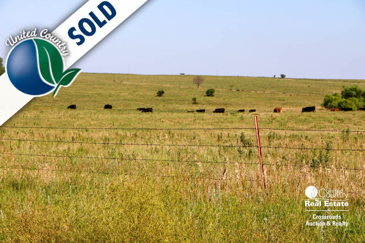157± Acres of Pasture in Saline County Kansas For Sale