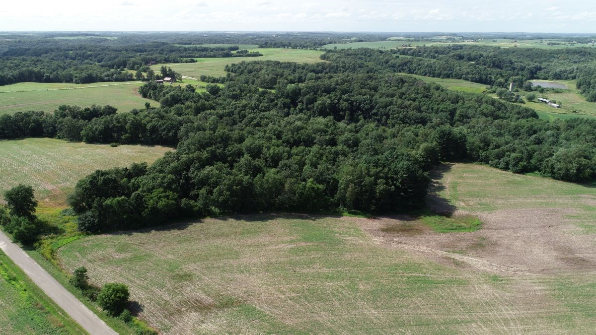 Opportunity to Own 40 Acres in Deer Mecca of Sauk County