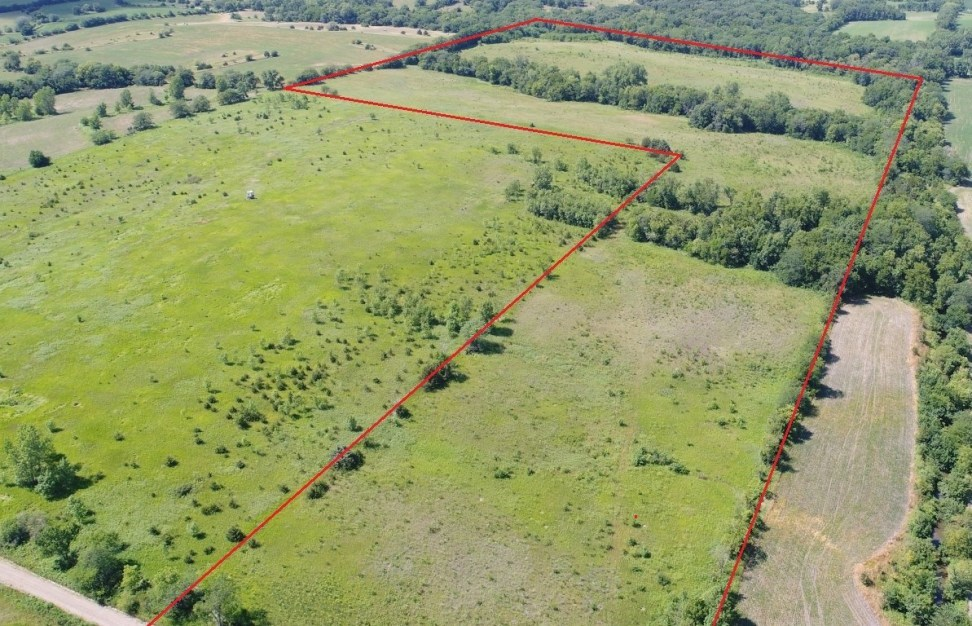 50+/- Acres, Sheridan, MO – CRP Income, Great Hunting