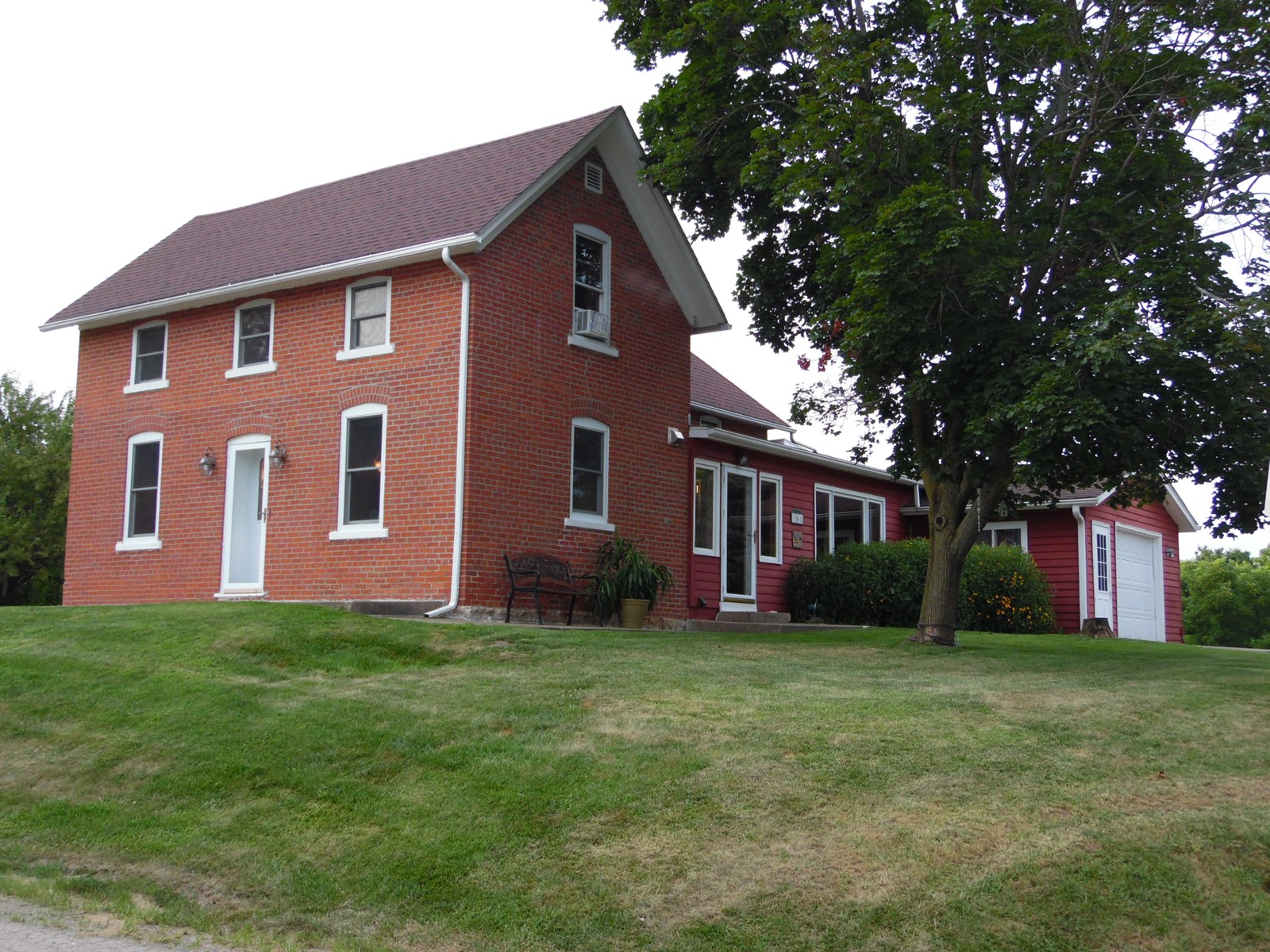 Historic Two Story Country Home in Galena IL