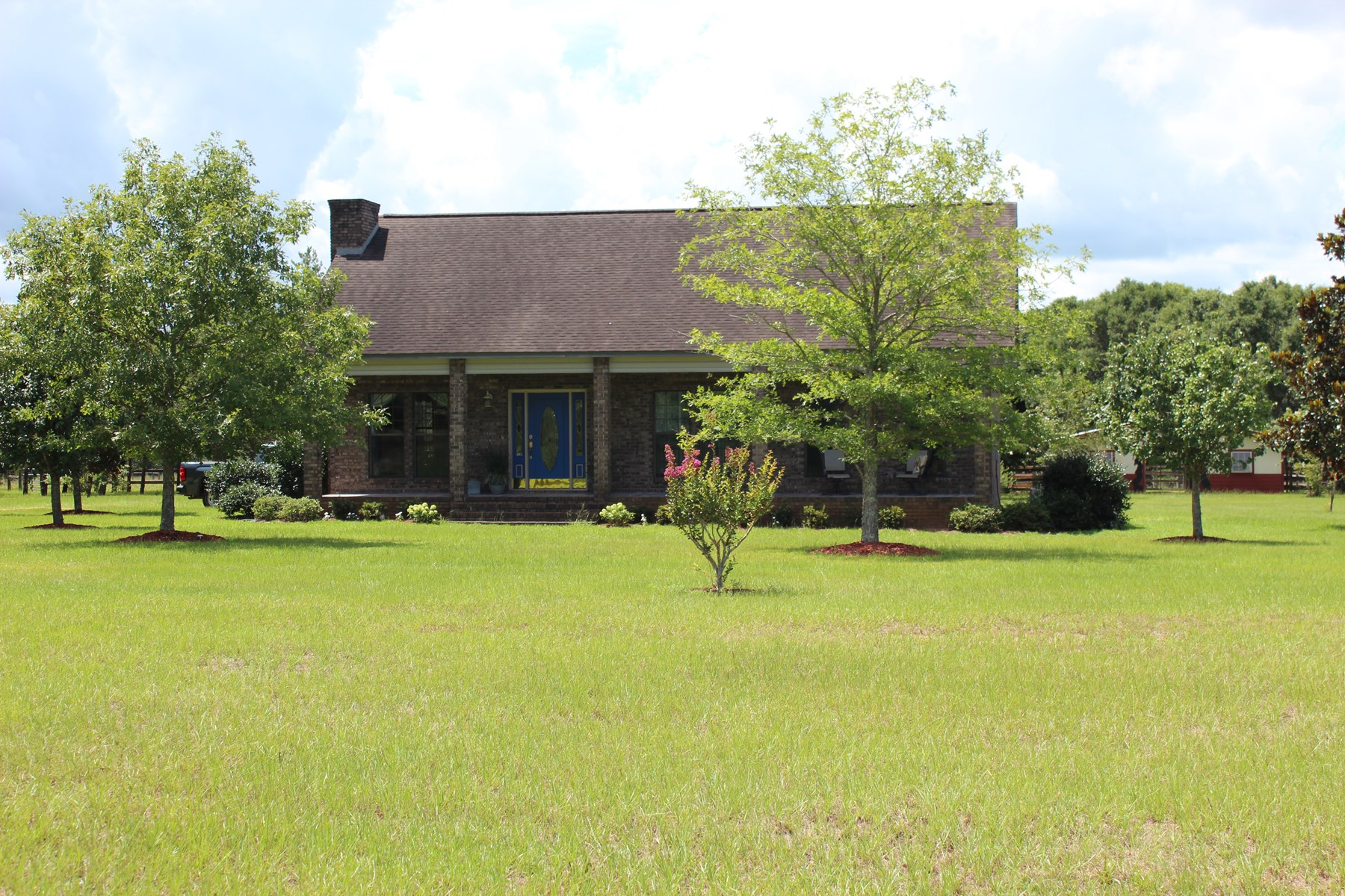 Country Home with acreage For Sale in Henry Co, Al