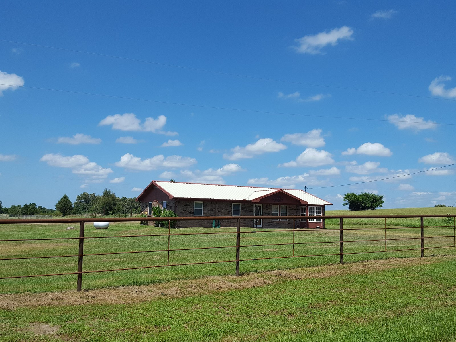 95 ACRE RANCH WITH 6 PONDS FOR SALE | SOUTHEAST OKLAHOMA