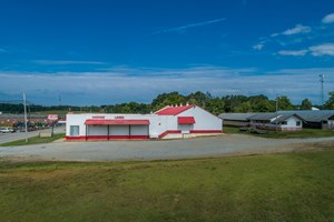PRIME COMMERCIAL/RETAIL IN SOUTHERN VA KERR LAKE AREA