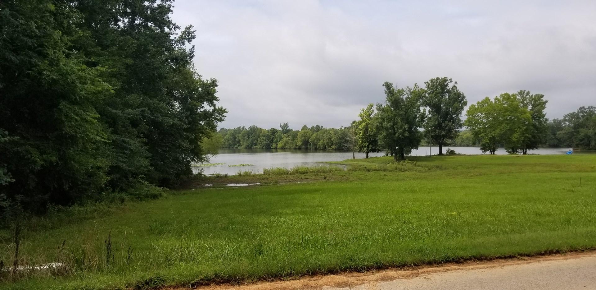 Waterfront Acreage for Sale in Lobelville TN