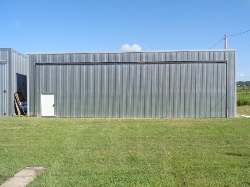 33 x 44 Airplane Hanger Missouri Valley Iowa 51555