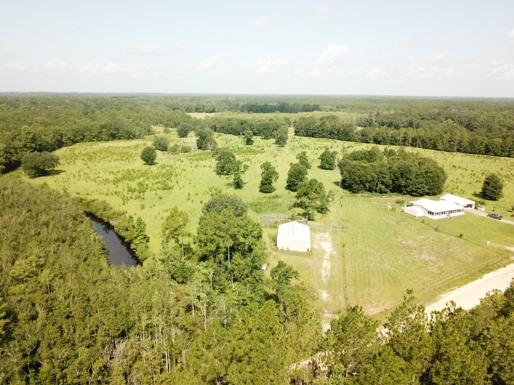 3B/2B TRIPLE WIDE ON 130 ACRES FOR SALE BONIFAY, FLORIDA