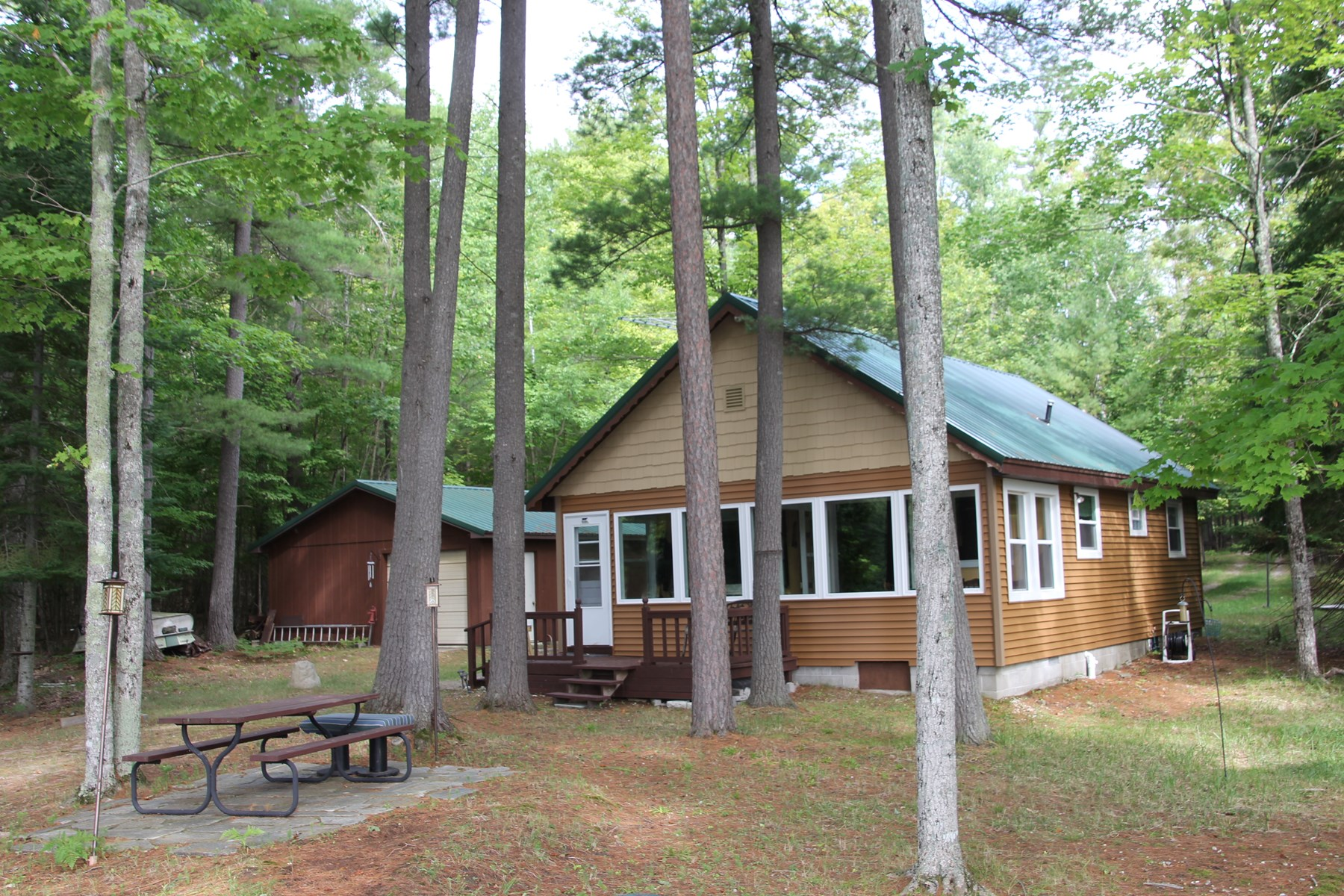 Waterfront Home For Sale Northern MI North East Michigan
