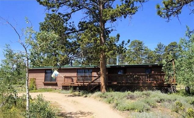 Northern Colorado Mountain Home