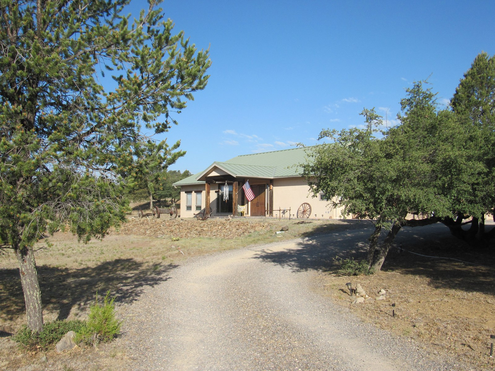 Custom Built - 3 Bedroom 3.5 Bath in Silver City New Mexico