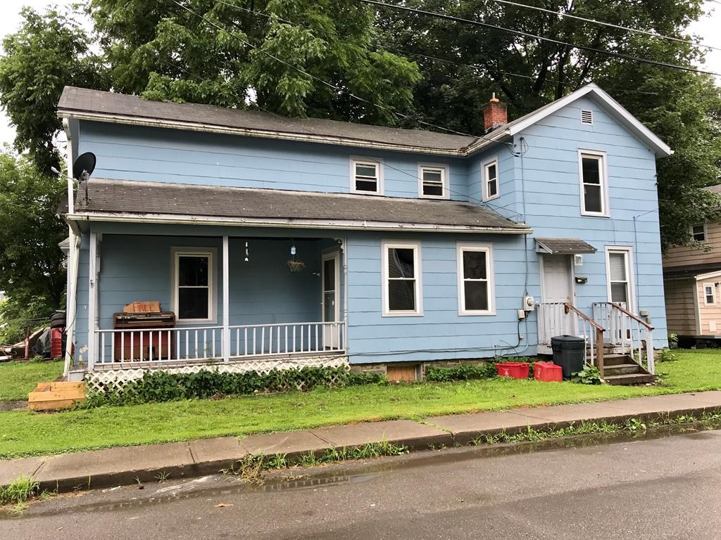 LARGE HOUSE FOR SALE OWEGO, NY - TIOGA COUNTY