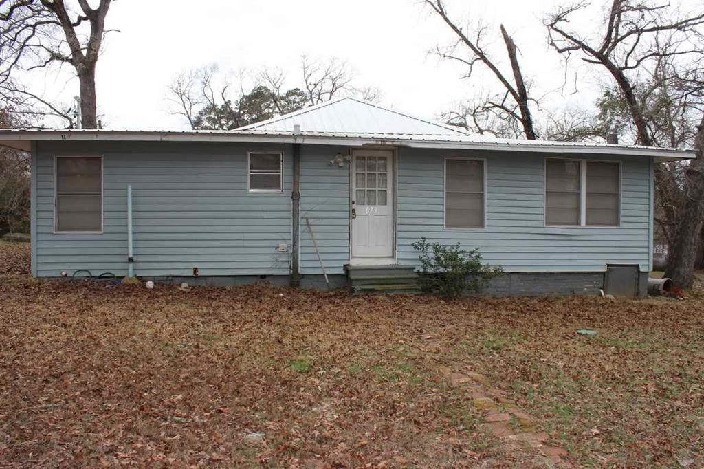 Home on Lake Jacksonville TX | Mobile Home for Sale on Lake