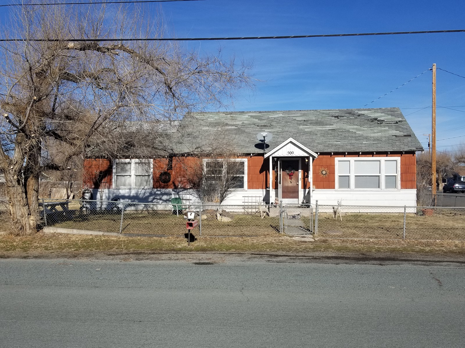 Fixer Upper Bargain Priced Home w/Garage/Northern, Ca