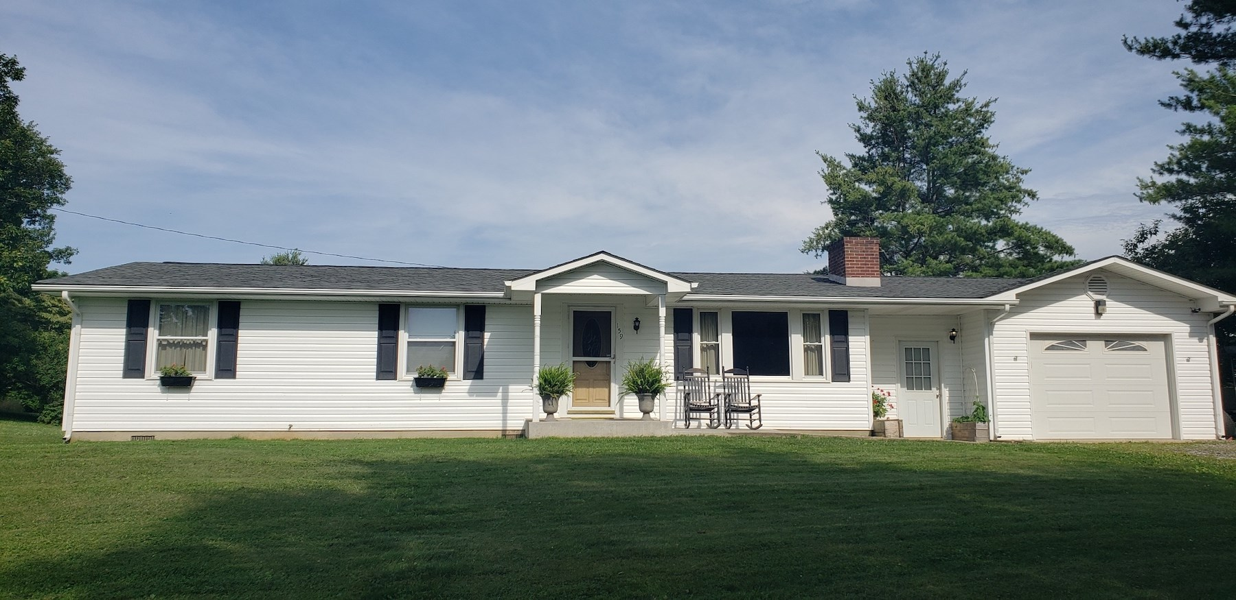 Beautiful Country Home for Sale in Pilot VA