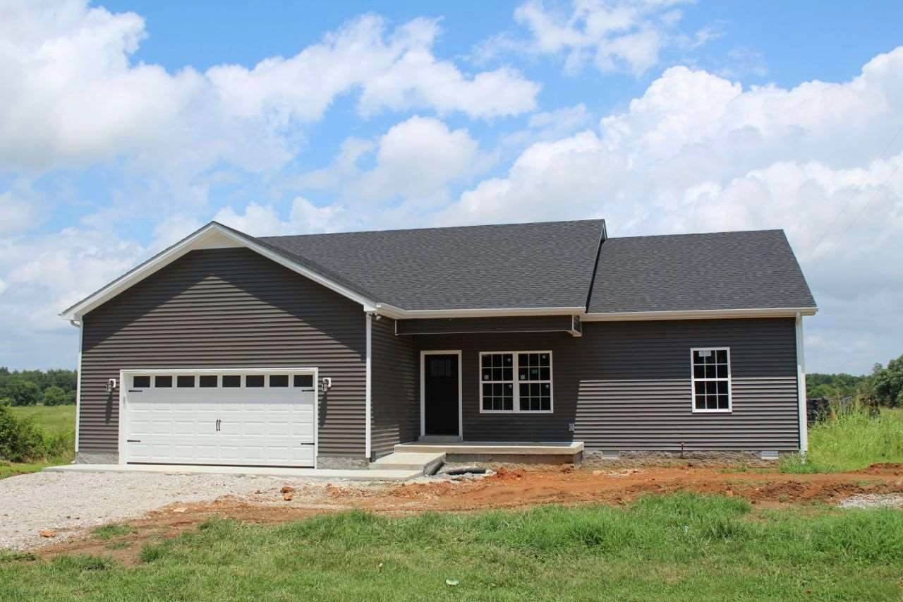 New 3 bedroom 2 bath home for sale near Bowling Green, Ky.