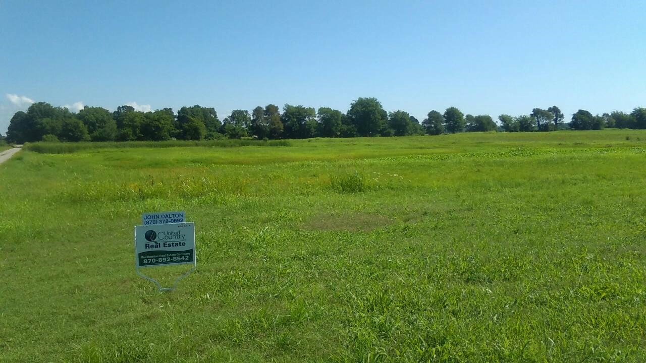 Farm land row crop ground for sale 40 acres North Arkansas