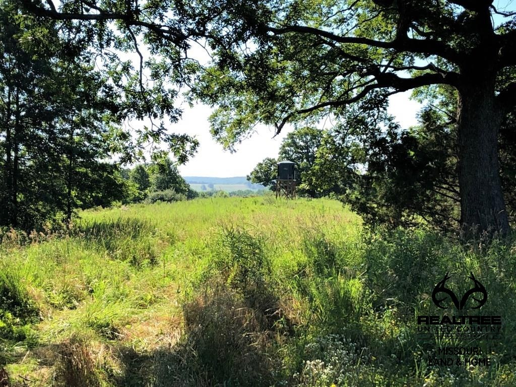 High-Quality Realtree UC Hunting Tract in North Central MO