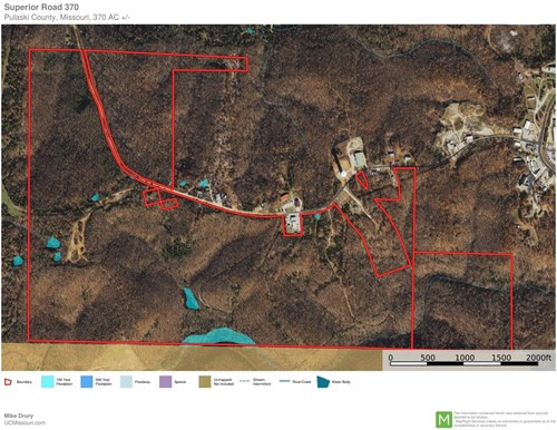 Hunting / Commercial Development Property FOR SALE